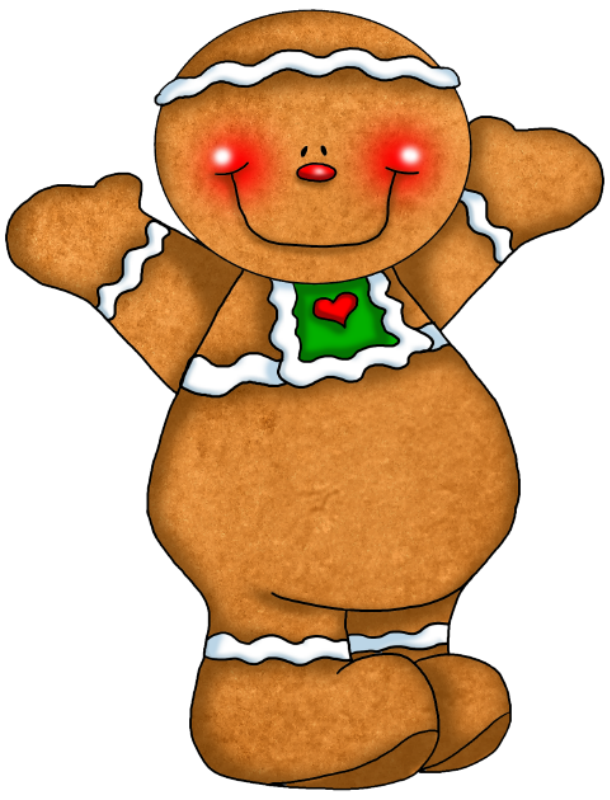 610x800 Gingerbreadparade(6).png Gingerbread, Christmas Gingerbread