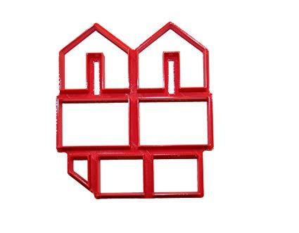 425x331 Gingerbread House Hugger Cutter Kitchen Amp Dining