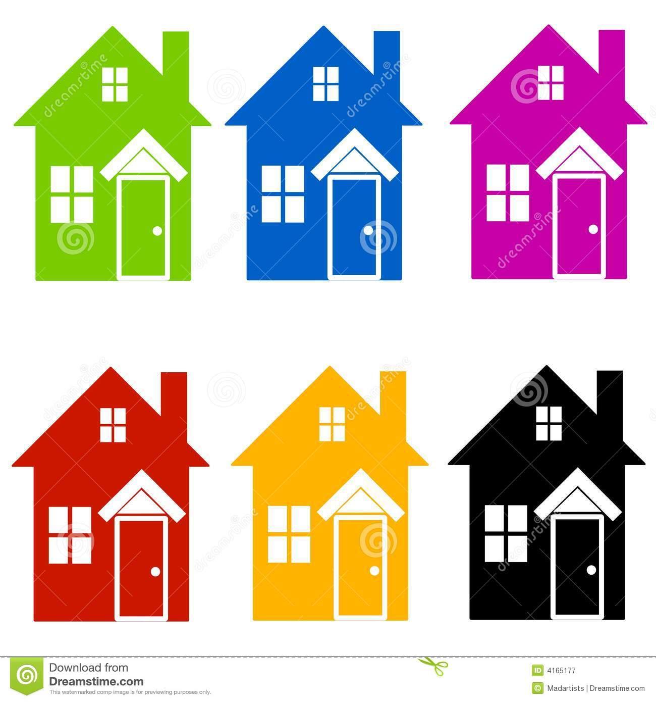 1300x1390 Clip Art House Clip Art Images