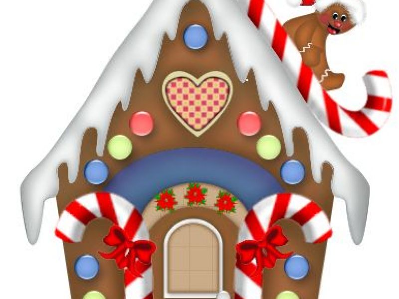 800x600 Dec 4 Gingerbread House Decorating Party