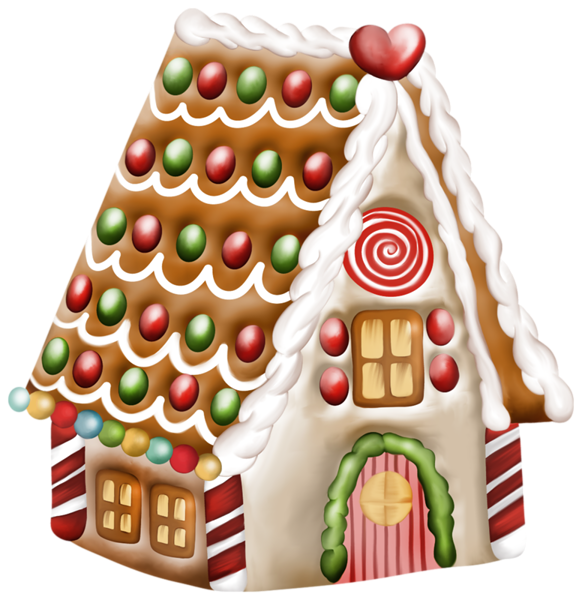 582x600 Forgetmenot Christmas Cakes Gingerbread House