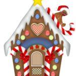 150x150 Gingerbread Man Clip Art For Christmas Fun For Christmas