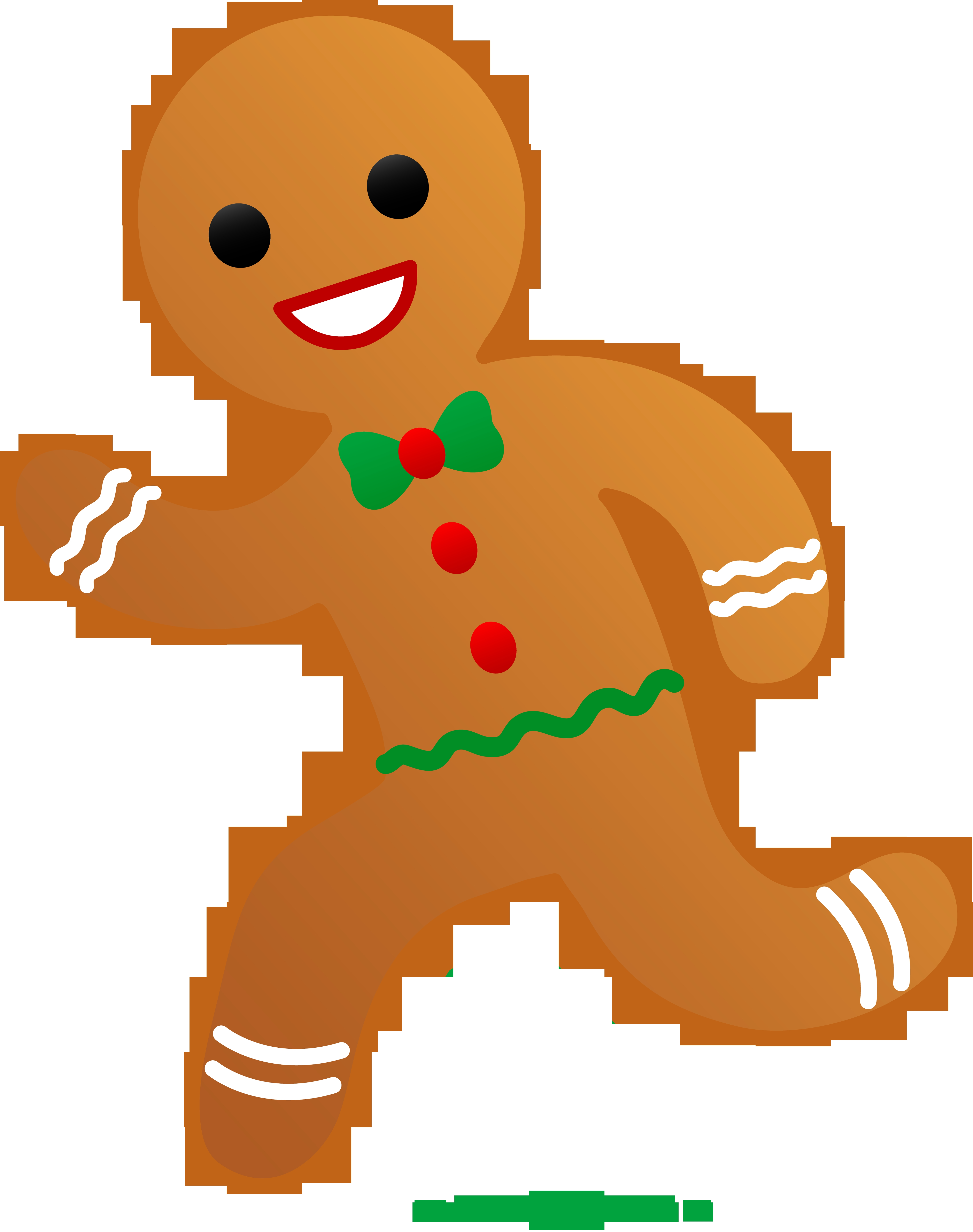 4739x6000 Awesome Gingerbread Clipart Gallery