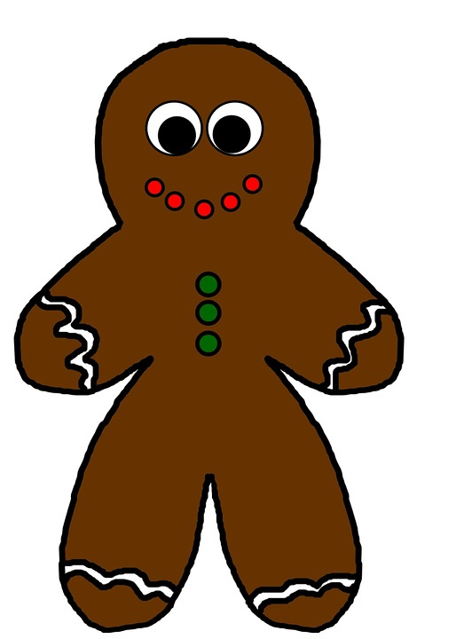 514x720 Gingerbread Man Images