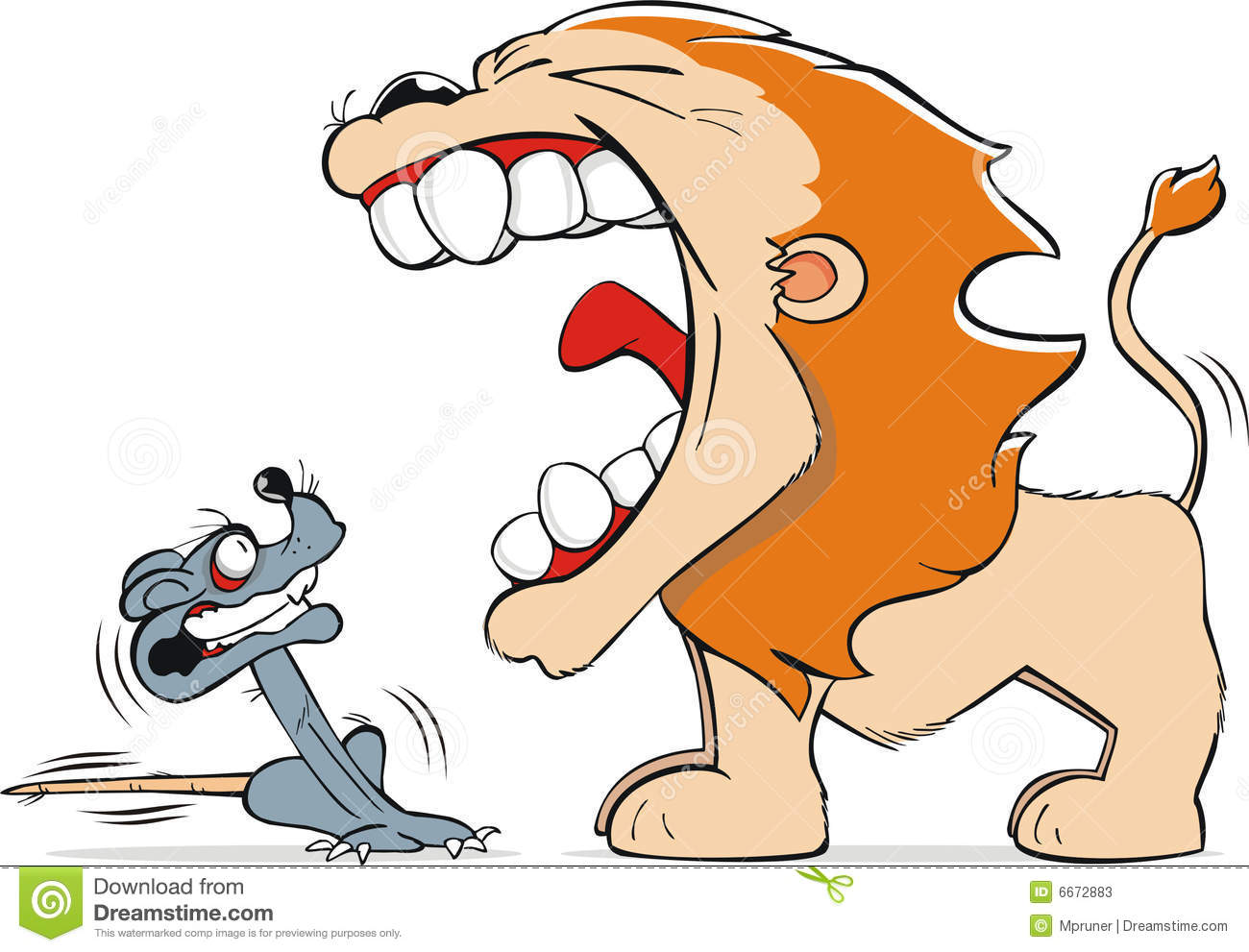 1300x991 Collection Of Lion And The Mouse Story Clipart High Quality
