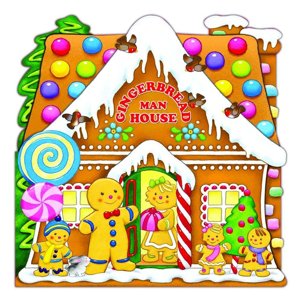 1000x1000 Gingerbread Man House Giuseppe Ravera, Roberta Pagnoni, Laura