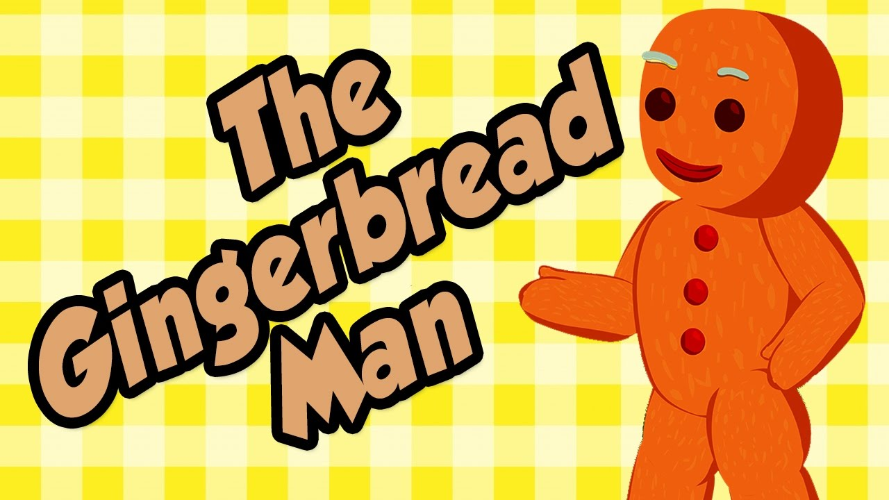 1280x720 The Gingerbread Man Full Story Fairy Tales