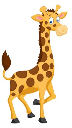 236x419 Cartoon Giraffe Cliparts, Stock Vector And Giraffe
