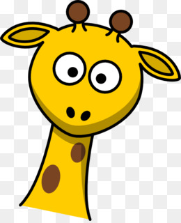 260x320 Free Download Giraffe Cartoon Face Clip Art