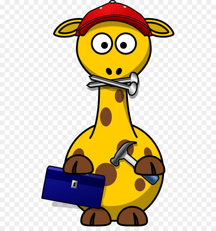 900x960 Giraffe Okapi Free Content Clip Art