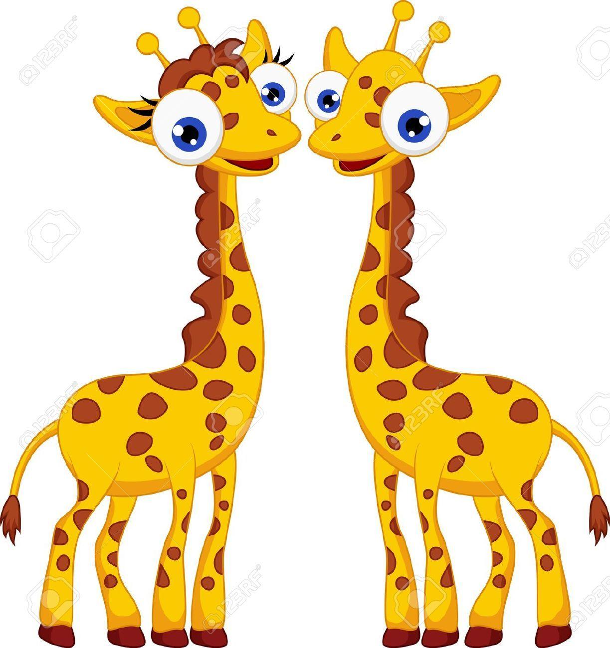 1223x1300 Giraffes Clipart Free Download Clip Art