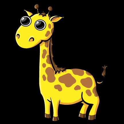 432x432 Giraffe Clip Art Giraffe Clipart Hd Images