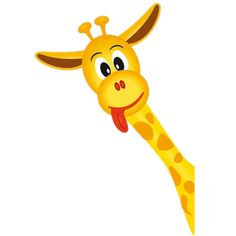 Giraffe Clipart For Kids