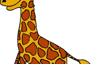 300x210 Giraffe Cartoon Drawing Very Easy! How To Draw Cute Cartoon