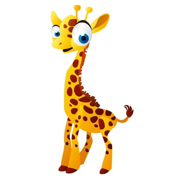 600x600 Giraffe.