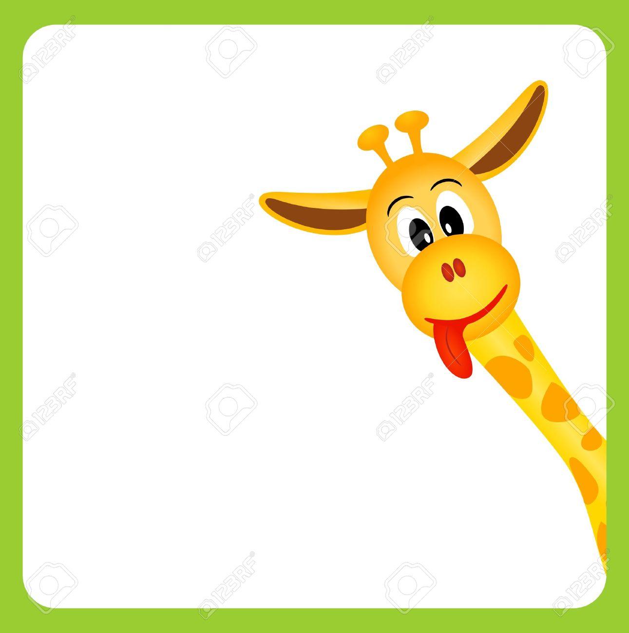 1291x1300 Long Tongue Giraffe Clipart, Explore Pictures