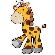 236x236 Cartoon Giraffe Clipart Giraffe Amp Elephant Clip Art