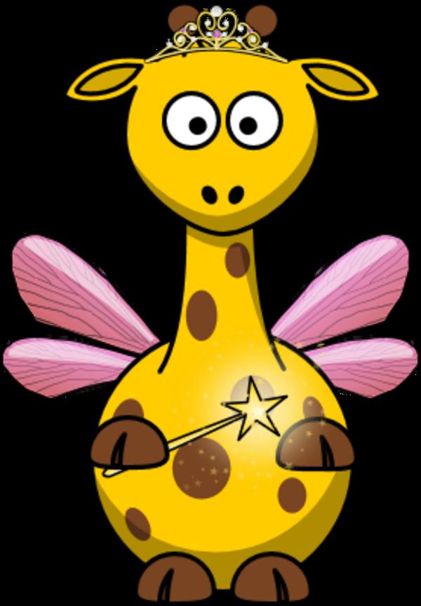 600x863 Angels @ Fairyland Giraffe