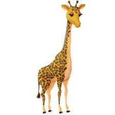 225x225 Long Giraffe Craft