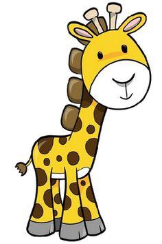 236x354 Cartoon Giraffe Clipart