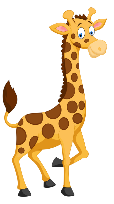 450x800 7.png Giraffe, Clip Art And Animal