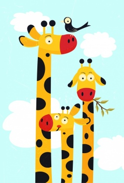 249x368 Giraffe Free Vector Download (259 Free Vector) For Commercial Use