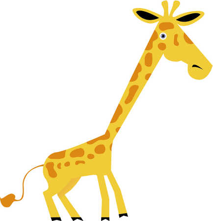 434x450 Giraffe Black And White Clip Art Images Free Download