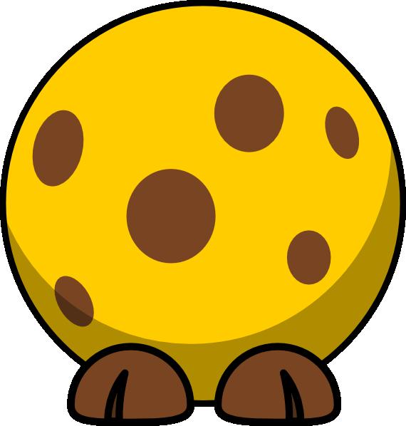 570x598 Giraffe Body No Head Clip Art