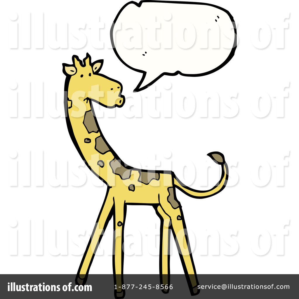 1024x1024 Giraffe Clipart