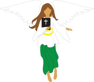 300x261 Free Bible Clipart Image 0071 0812 0316 2131 Book Clipart