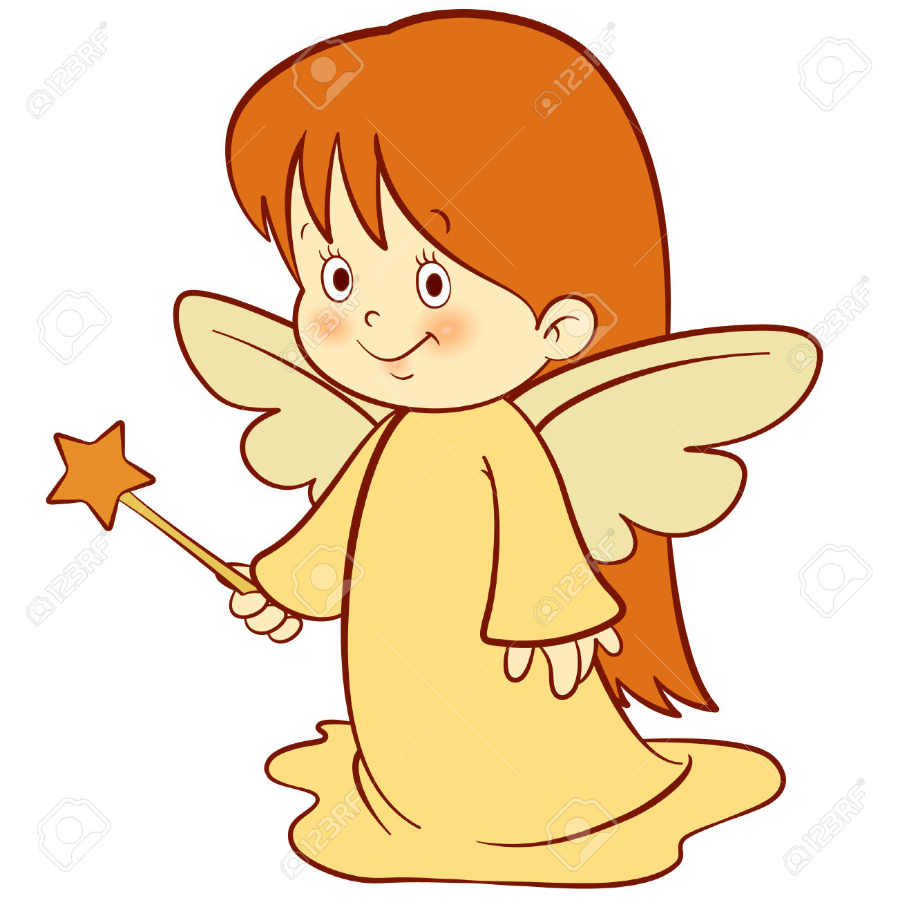 1300x1300 Girl Angel Clip Art