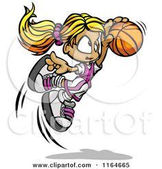 236x246 Basketball Girl Clip Art Girls' Basketball