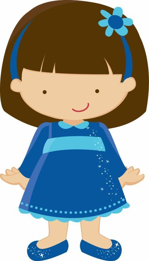 Girl Cartoon Clipart