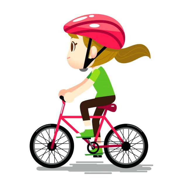 626x626 Cyclist Clip Art Awesome Bicycle Cartoon Cycling Cartoon Images