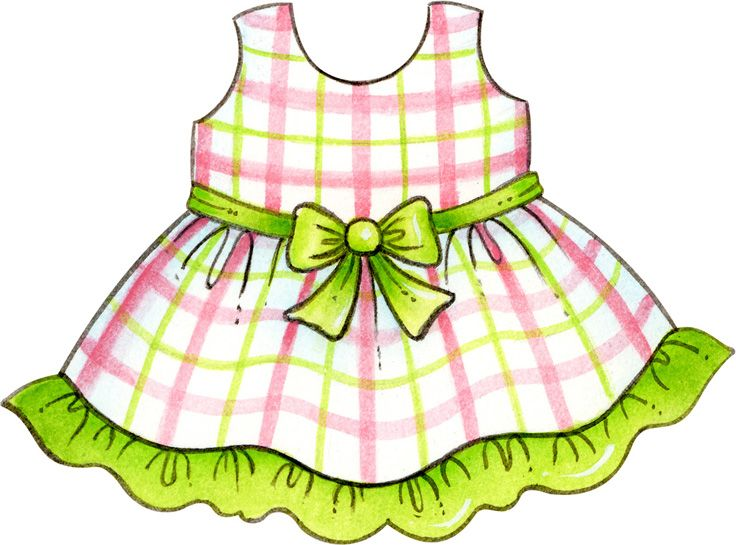 Girl Clothes Clipart