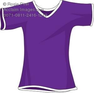 300x297 Purple Clipart Tshirt