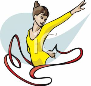 300x285 Clipart Picture Of A Girl Dancing