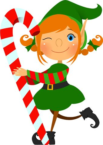 340x480 Collection Of Mischievous Elf Clipart High Quality, Free
