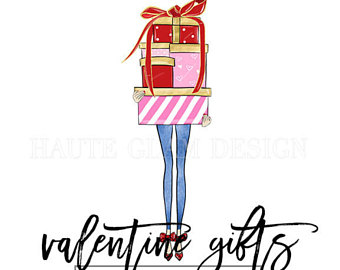 340x270 Fashion Girl Clipart Etsy