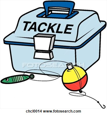 344x370 Clip Art Of Fishing Fishing Tackle Clipart 2
