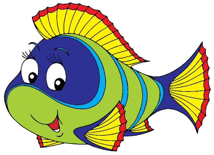 736x532 Clip Art Drawing Of A Fish Vector Free Clipart Images 3 Cliparting