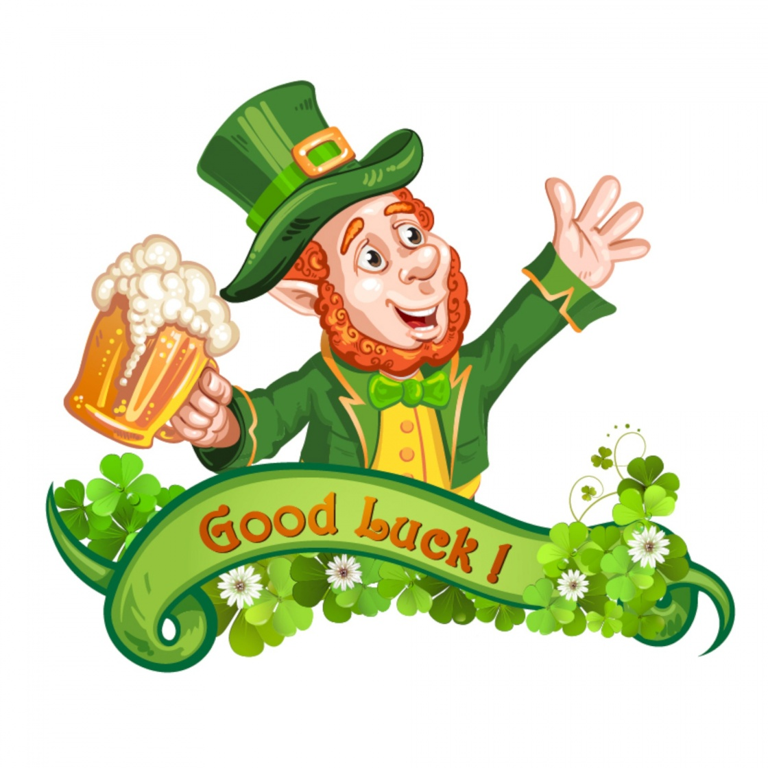 1120x1120 Ireland Clipart Leprechaun Beer Free Collection Download