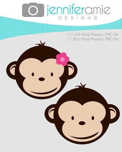 400x500 Girl Monkey Clip Art Clipart Panda