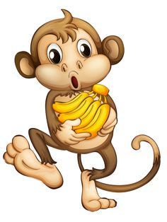 236x314 Cartoon Monkey Clip Art Free Monkey Cartoon Clip Art