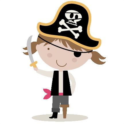 432x432 Girl Pirate Svg Cutting File For Scrapbooking Pirate Svg Cut File