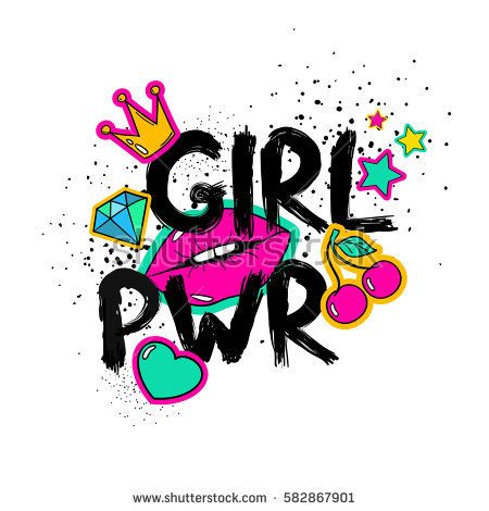 450x470 Image Result For Free Images And Clipart Girl Power Girl Powee