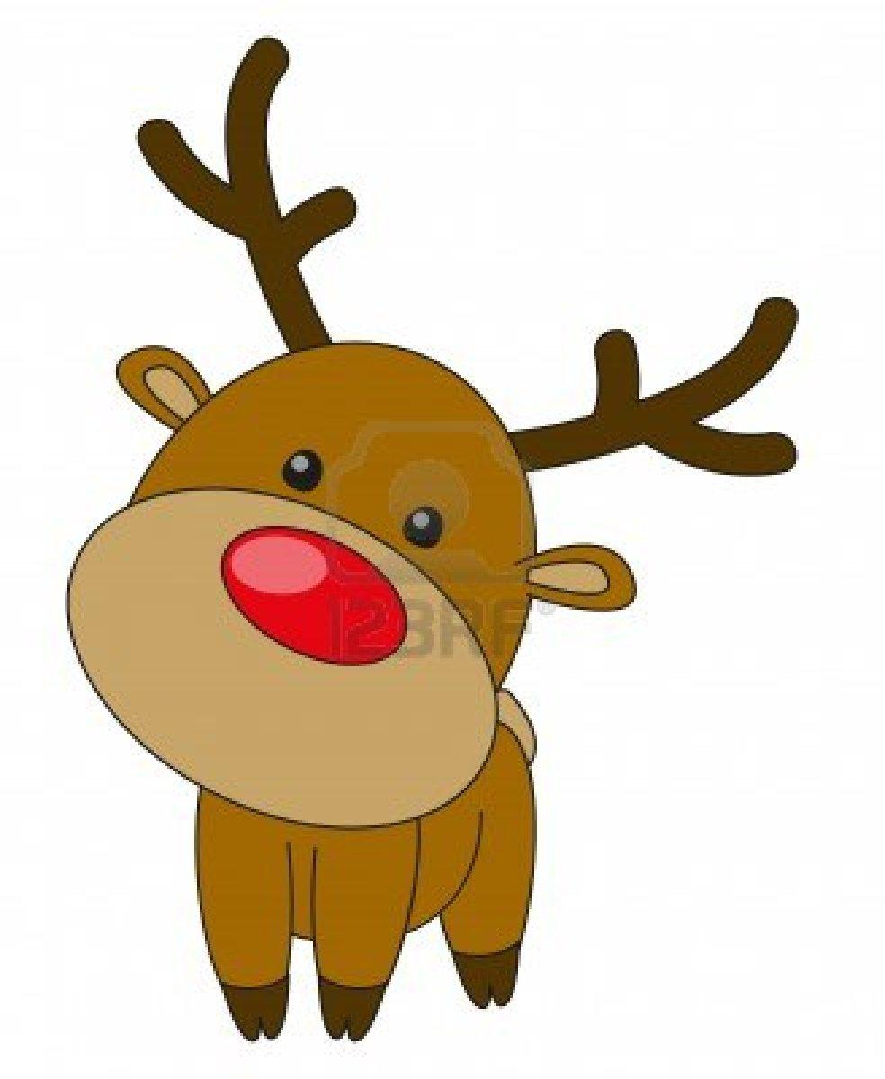984x1200 Rudolph Reindeer Clipart Rudolph Girl Reindeer Clipart