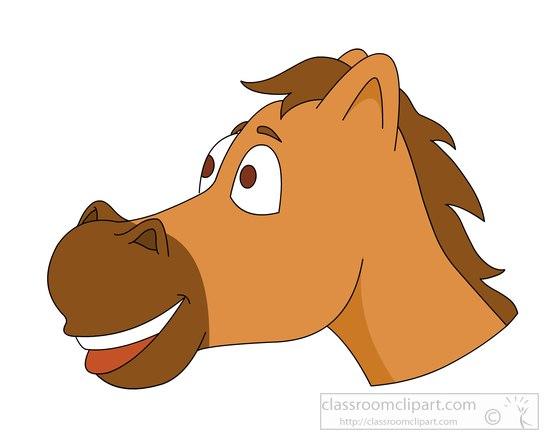 550x441 Horse Face Clipart Amp Horse Face Clip Art Images