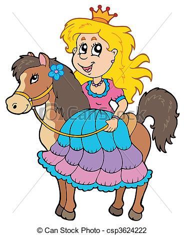 368x470 Horse Riding Clipart Princess