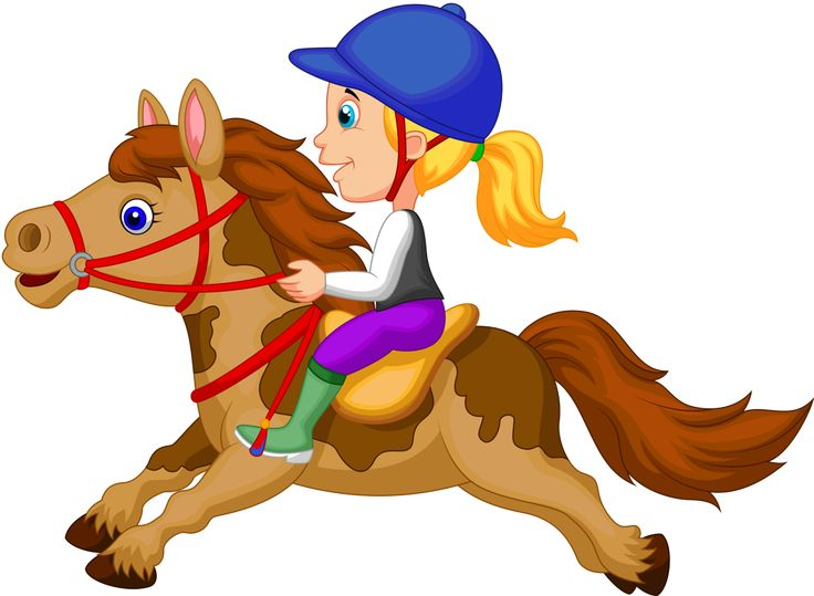 736x539 Anime Clipart Horse Rider